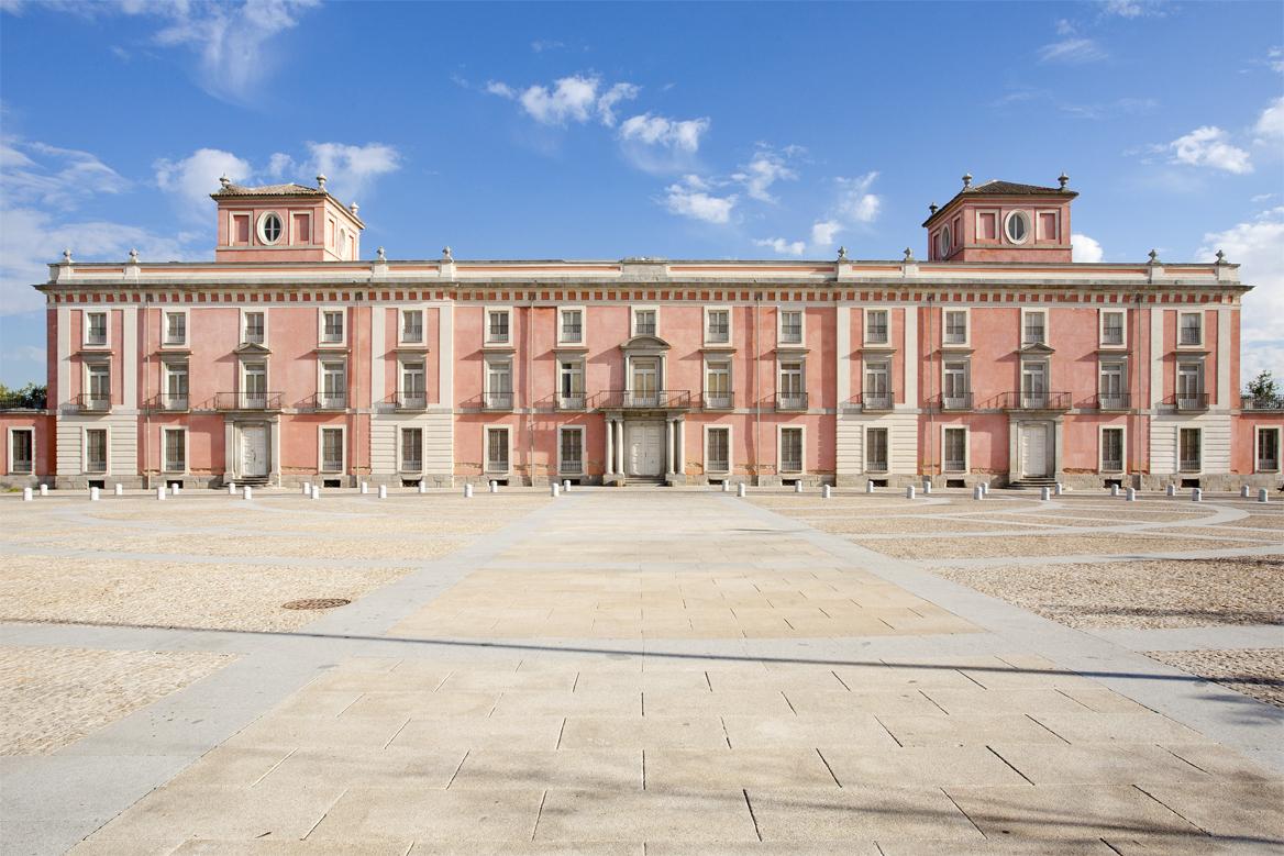 El Palacio Del Infante Don Luis Sera Escenario De La Pelicula Las